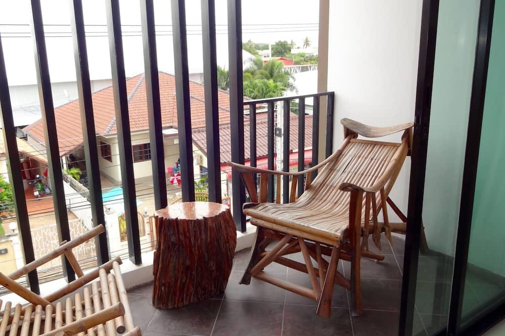 Standard Double Room with Balcony - Balcón