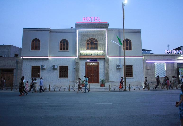 Bukhara Baraka Hotel, Bukhara, Hotel Front