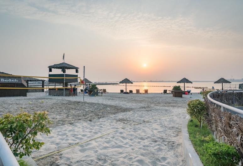 椰林酒店及會議中心, 木海拉格, 海灘