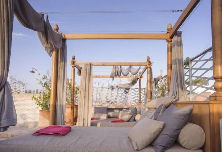 Riad Le Rihani, Marrakech, Terrasse/Patio