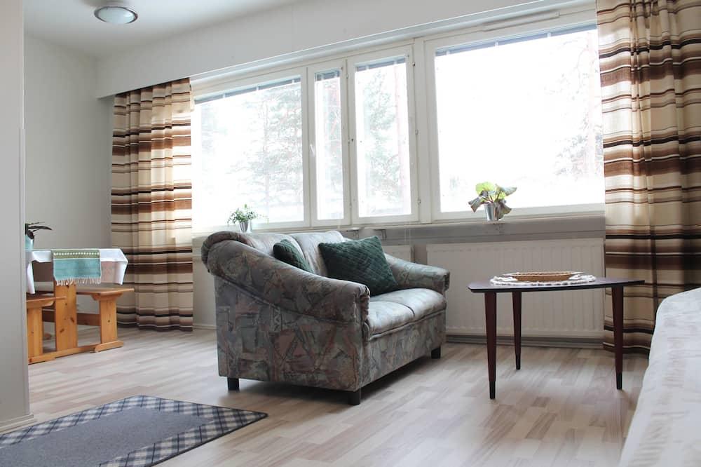 Studio, Accessible, Kitchen - Living Area
