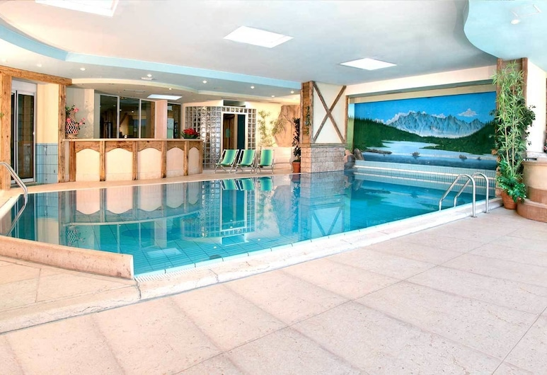 Hotel Il Caminetto, Canazei, Indoor Pool