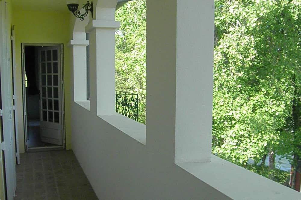 Camera doppia (Jô) - Balcone