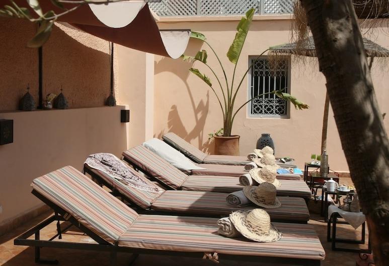 Dar Chadia, Marrakech, Sundeck