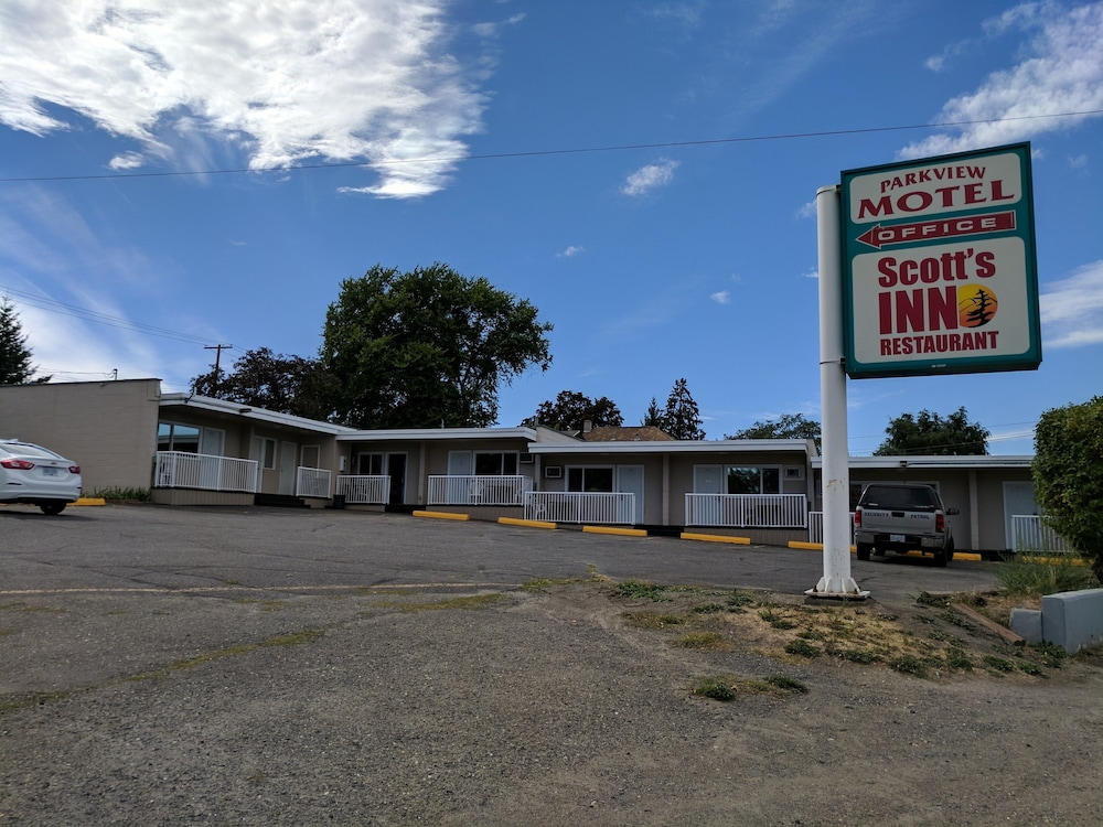 Parkview Motel Kamloops