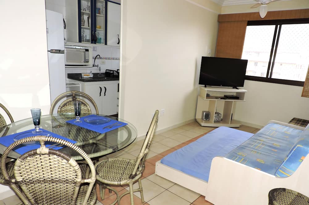Familie appartement - Woonkamer