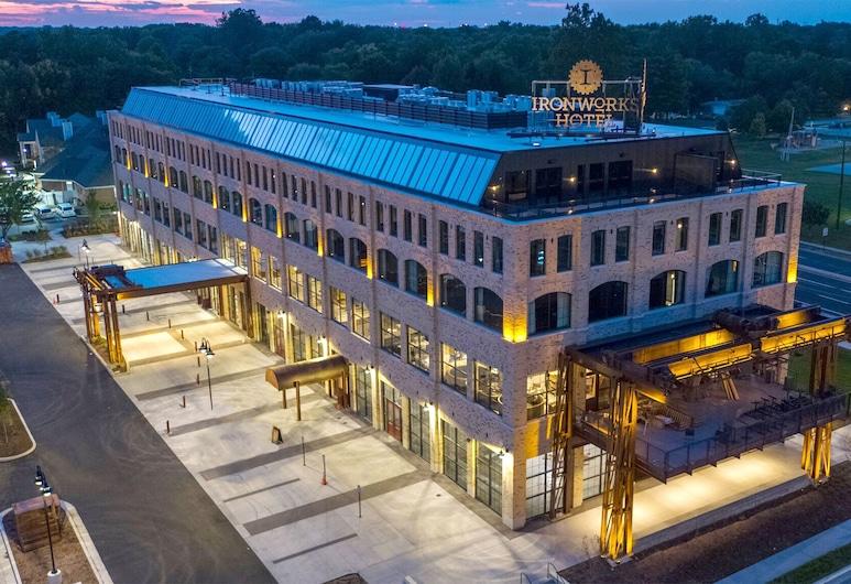 Ironworks Hotel Indy, Indianapolis, Fachada do Hotel - Tarde/Noite