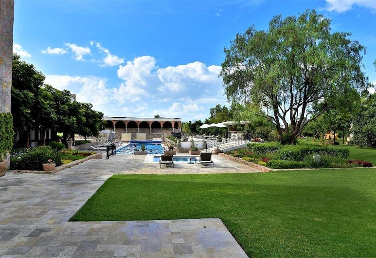Hotel Hacienda Santa Fe, Silao