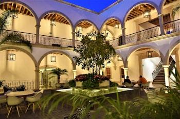 Selline näeb välja Hotel Hacienda Santa Fe, Silao