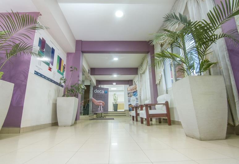 Hotel Regina, Cochabamba, Resepsjon