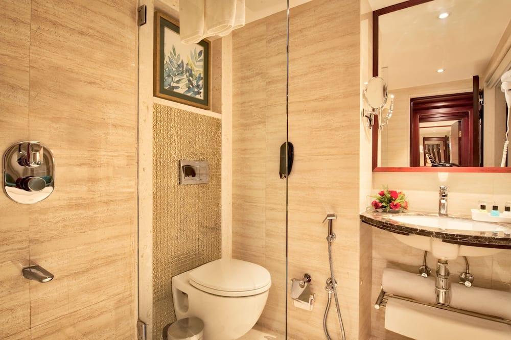 Pokoj typu Superior, dvojlůžko (200 cm) - Koupelna