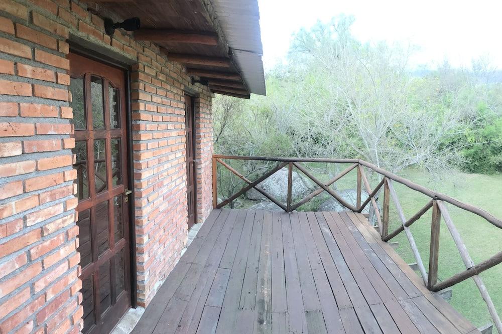 Kabin (Jatun Wasi) - Balkon