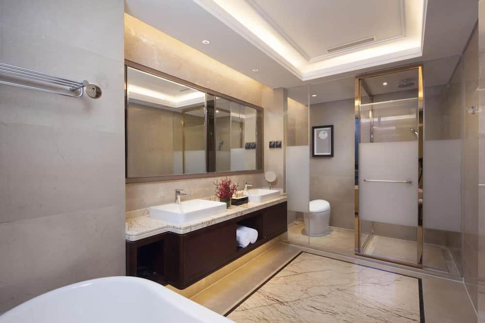 Presidential-suite - flere senge - ikke-ryger - Badeværelse