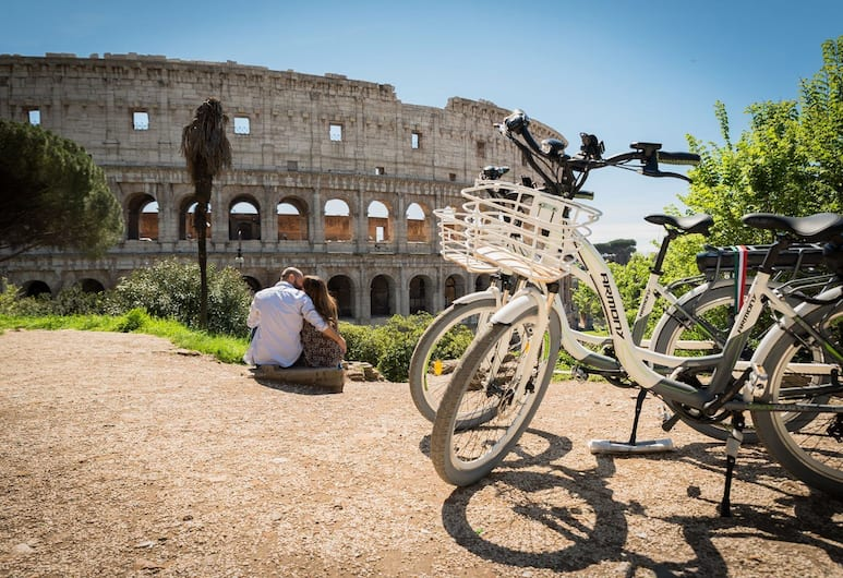 MICLAD BeB Colosseum Guest House, Roma, Biciclette