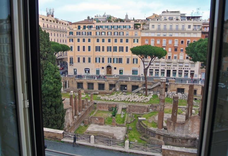 Hotel Barrett, Rim, Pogled iz hotela