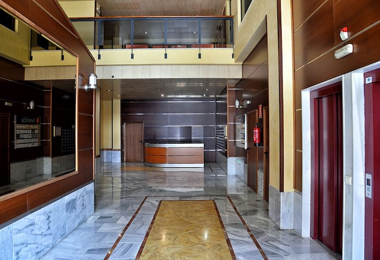 Apartamentos La Estación - WONDERSTAYS, Málaga, Apartamentai, 2 miegamieji (3B), Vidinis įėjimas