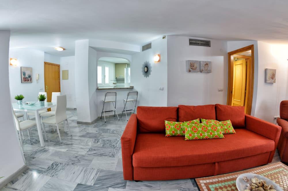 公寓, 1 間臥室 (3C) - 客廳