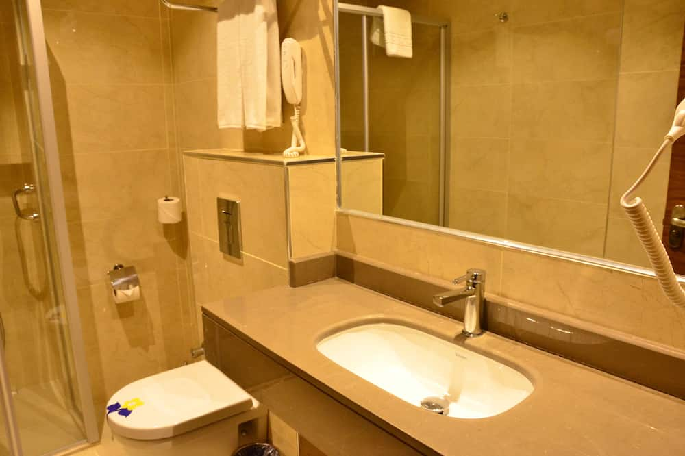 Standard Double Room, Smoking - Bathroom