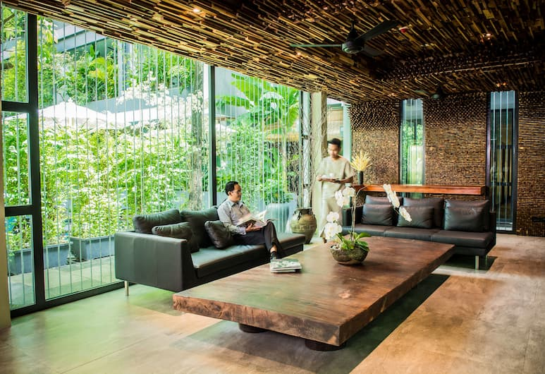Anjali by Syphon, Siem Reap, Lobby Sitting Area