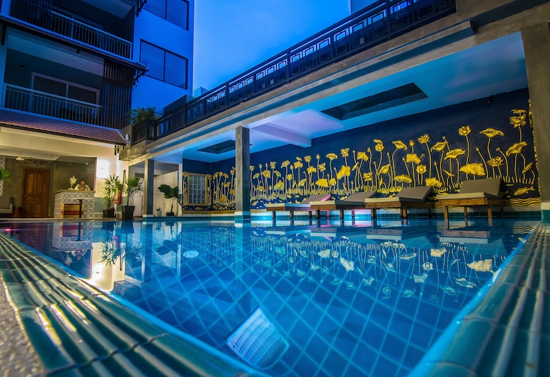 Chhaylong Angkor Boutique Hotel, Siem Reap, Outdoor Pool