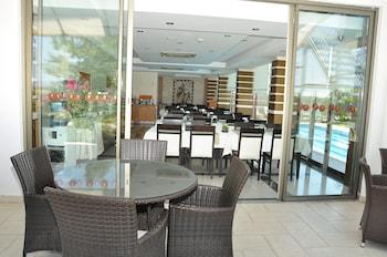 Belek bölgesindeki Ceres Hotel resmi