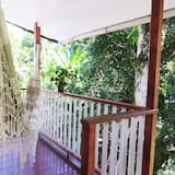Standarta dzīvokļnumurs, 1 divguļamā gulta, balkons - Balkons