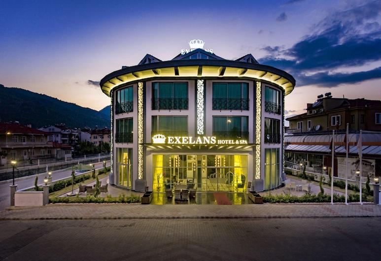 Exelans Hotel & Spa, Fethiye, Otelin Önü - Akşam/Gece