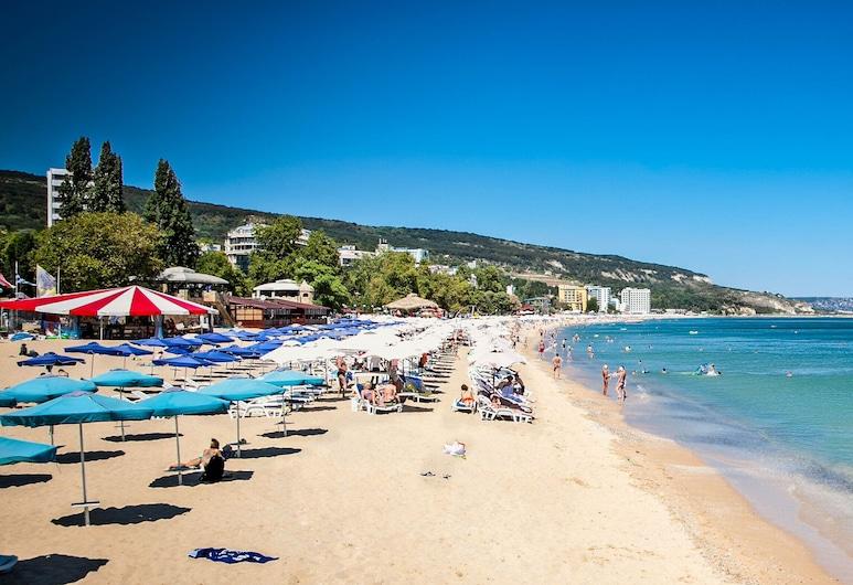 TravelStop #GoldenSea, Varna, Pláž