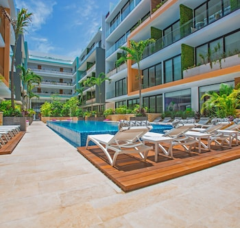 """Picture of The City Condos by KLR"""" in Playa del Carmen"""