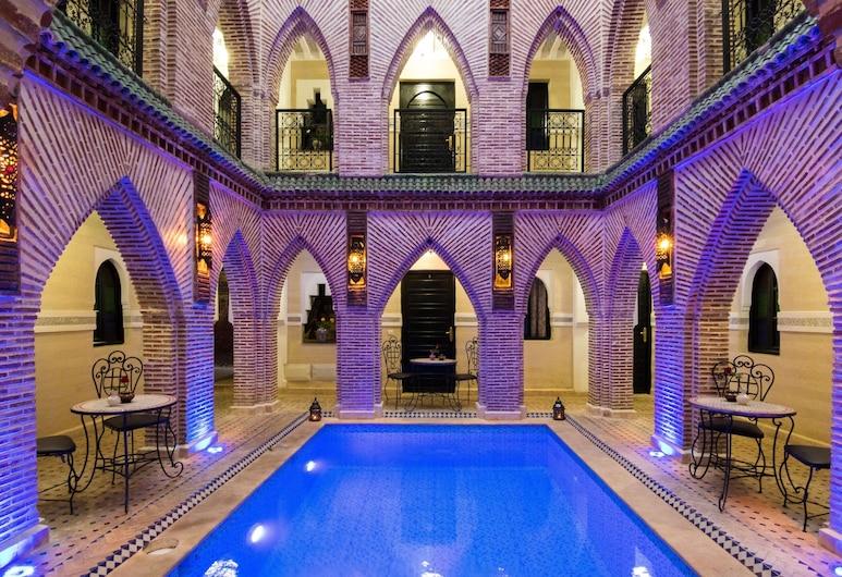 里亞德沙朗飯店, 馬拉喀什, 室外游泳池