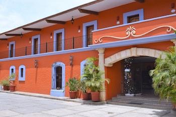 オアハカ、ホテル サンタ ヘレナ プラザの写真