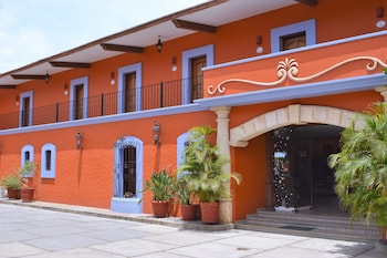 Foto di Hotel Santa Helena Plaza a Oaxaca