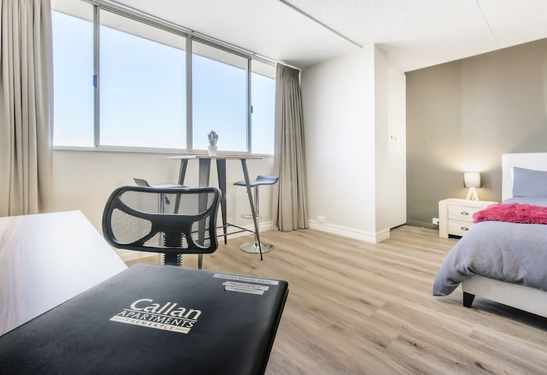 Celina's Ocean View Studio - Adults Only, Fremantle, Studio Apartment, Room
