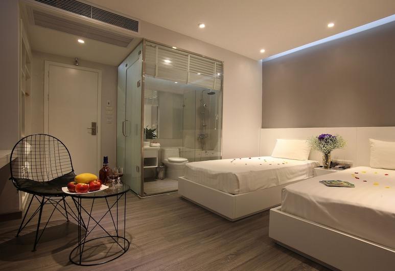 Hanoi Ping Luxury Hotel, Hanoi, Superior kahetuba, Tuba