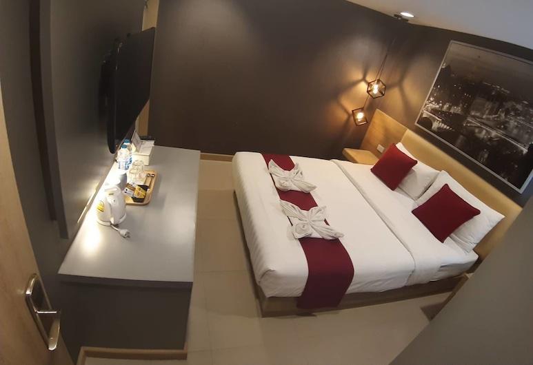Pratunam 19 hotel, Bankokas, Pagerinto tipo dvivietis kambarys, Svečių kambarys