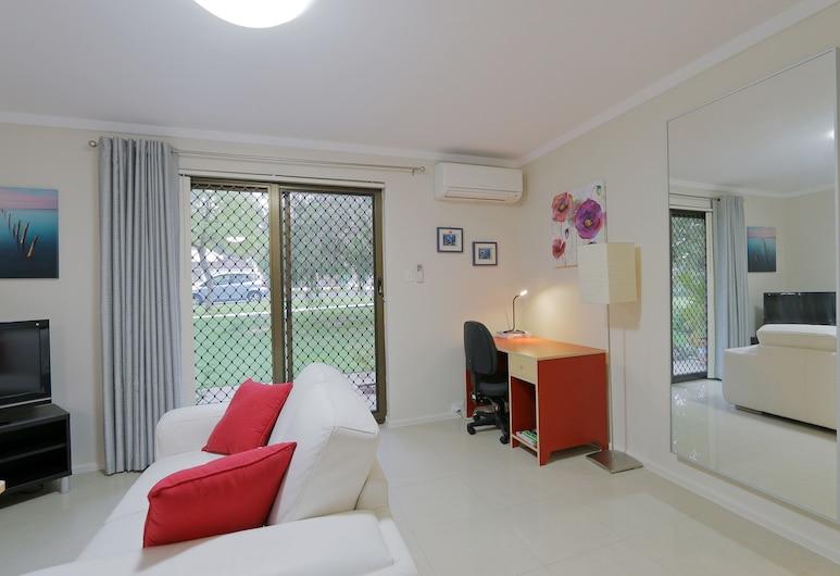 Parkline Apartments Perth, Ist Viktorija Parkas, Apgyvendinimo įstaigos fasadas