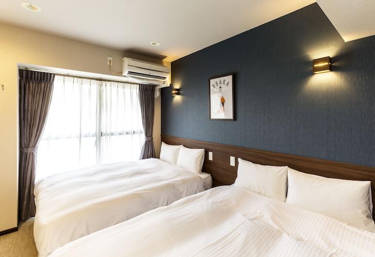 おおきにホテルズ 日本橋アパートメント, 大阪市, スタンダード スタジオ 禁煙, 部屋