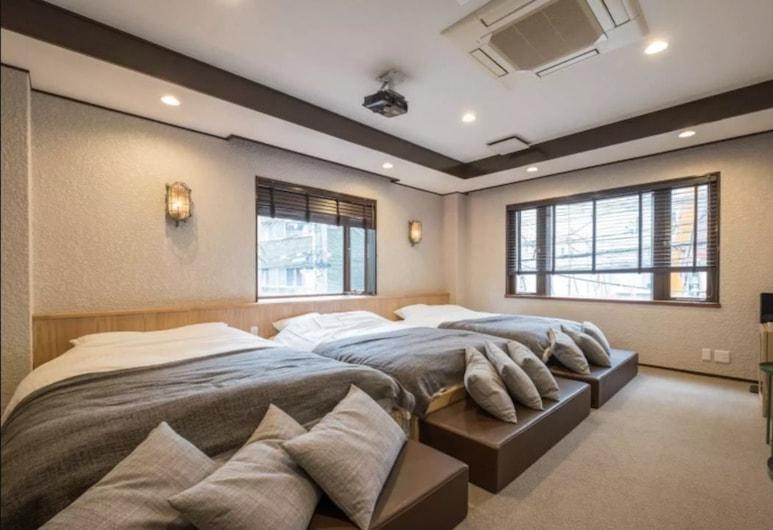 カラー日本橋, 大阪市, スタンダード ダブルルーム 6名様用, 部屋