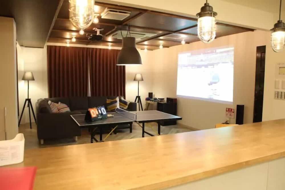 Standardna dvokrevetna soba (For 12 guests) - Dnevni boravak