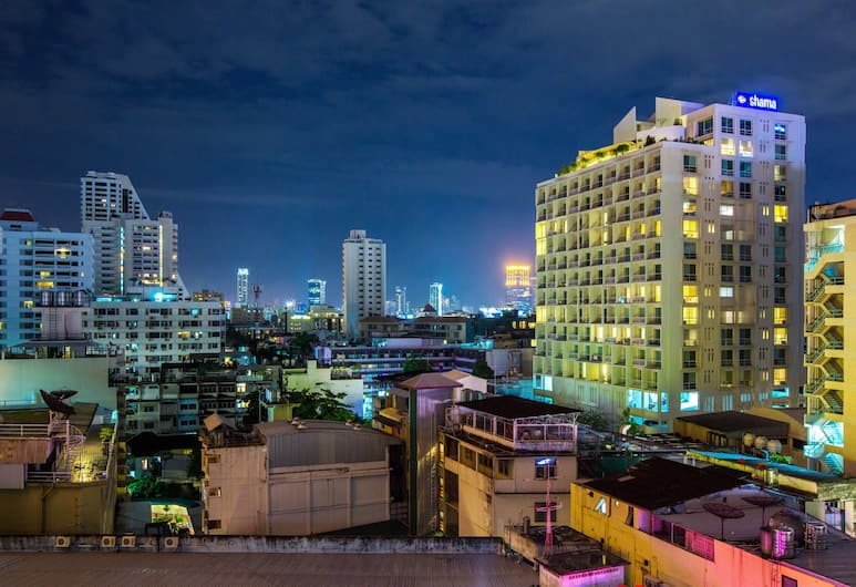 128 Bangkok, Bangkok, Double Room, Guest Room View