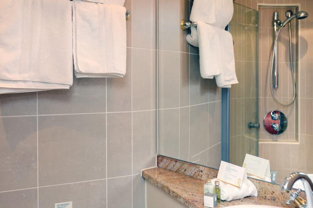 Komforta divvietīgs numurs - Vannasistaba