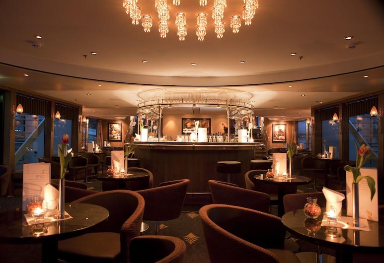 Crossgates Hotelship 4 Star - Altstadt - Köln, Cologne, Bar de l'hôtel