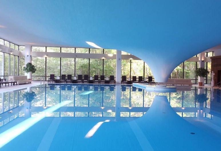 Cliff Wellness Ferienwohnungen Ruegen, Sellin, Indoor Pool