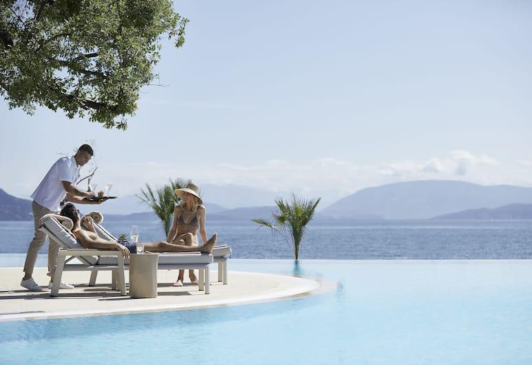 達斯亞伊科斯酒店 - 全包式, 科孚島, 泳池