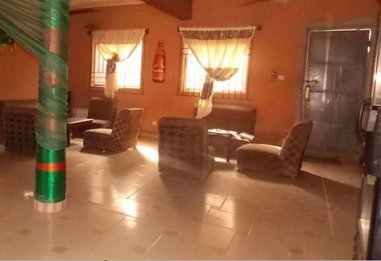 De Ultimate Palace Hotel, Lagos, Lobby Lounge