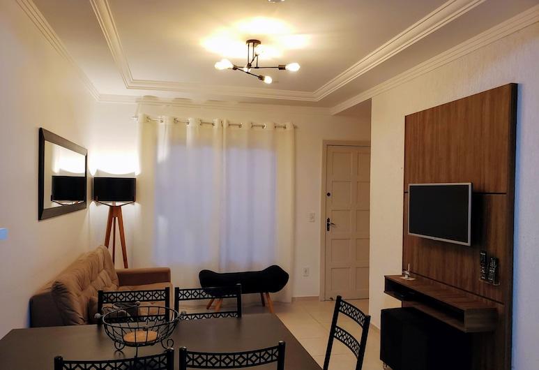 Residencial Catarina, Флоріанополіс, Сімейні апартаменти, Житлова площа