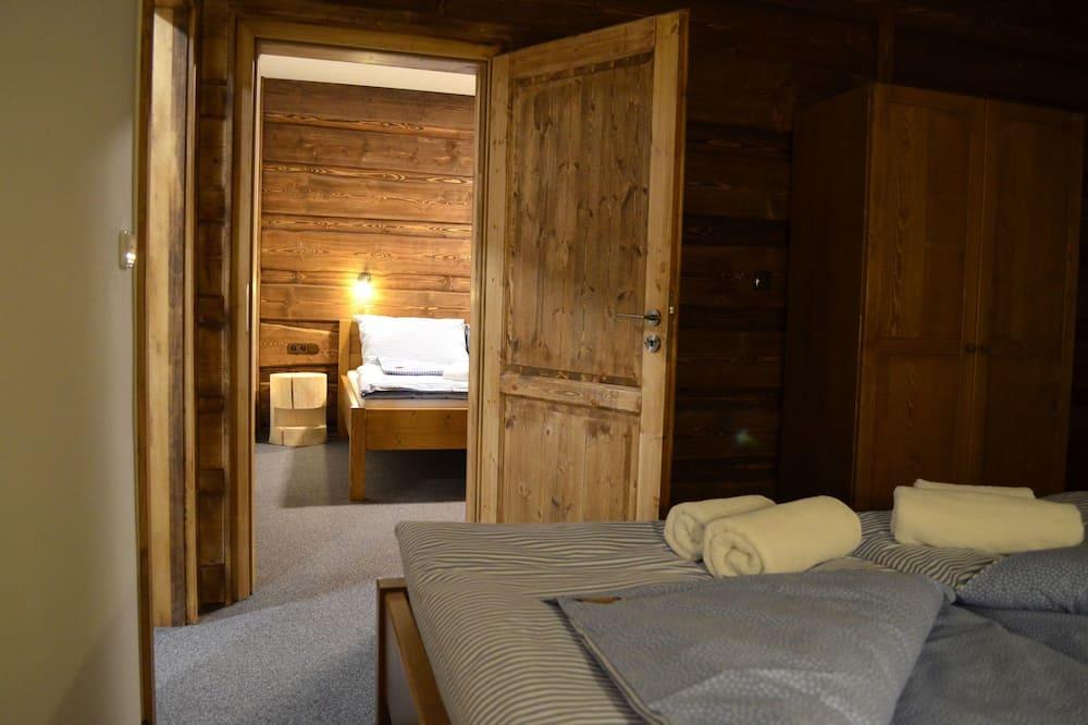 Apartamento Familiar - Quarto