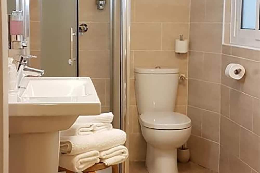 Double Room, Terrace, Mountainside - Bathroom