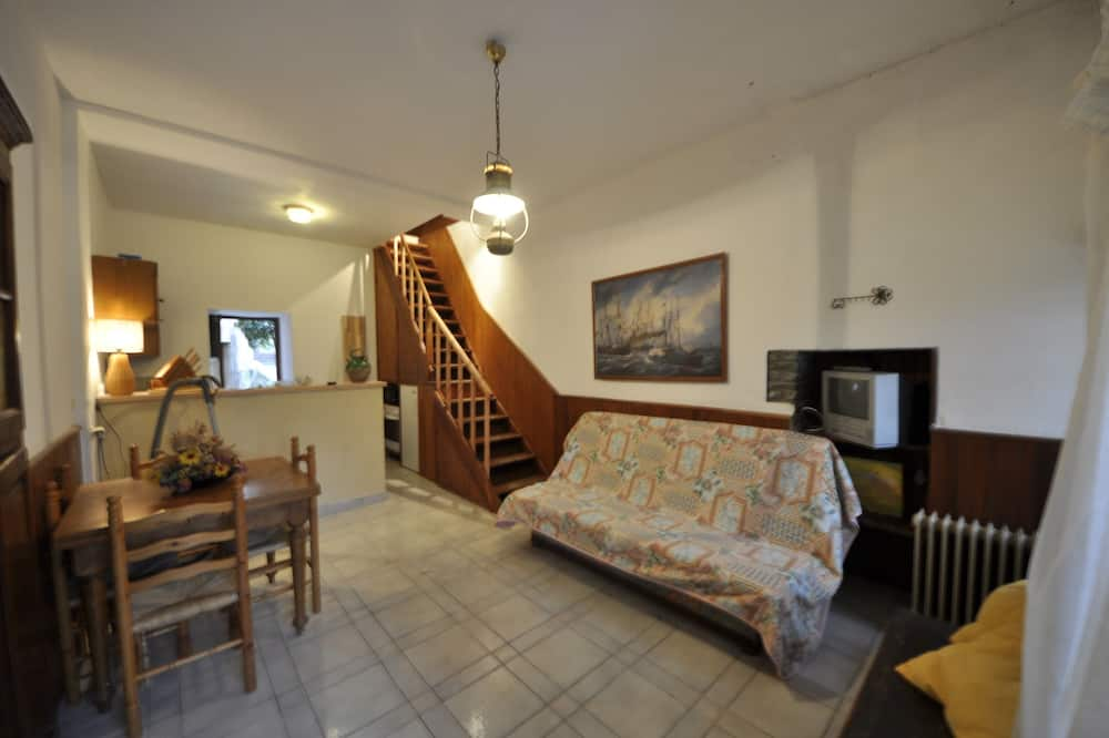 House, 3 bedrooms, 8 persons - Living Room