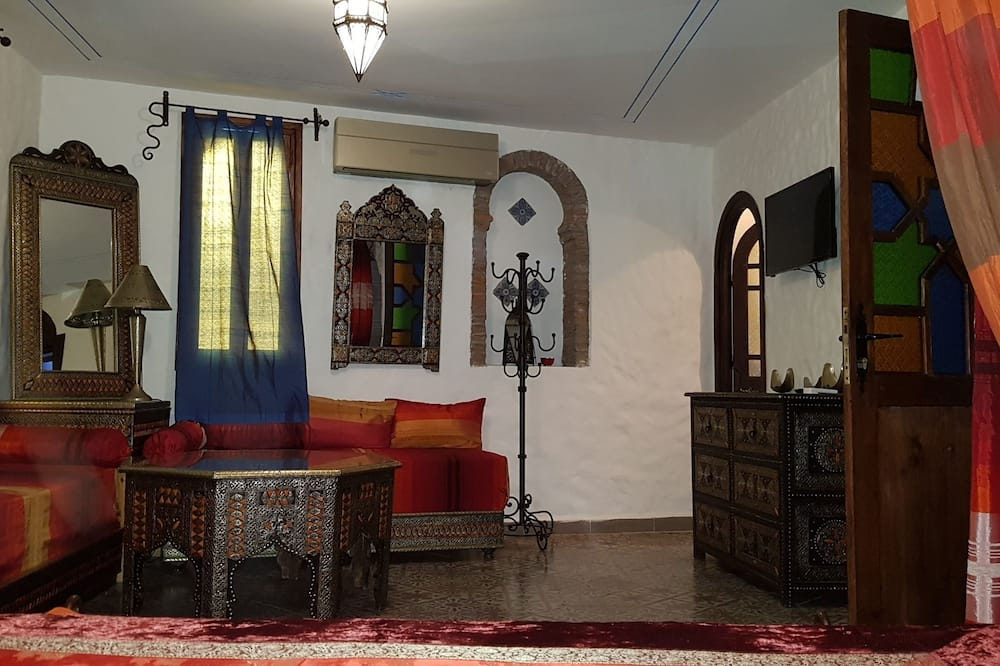 Junior Suite (Chahrazad) - Living Room